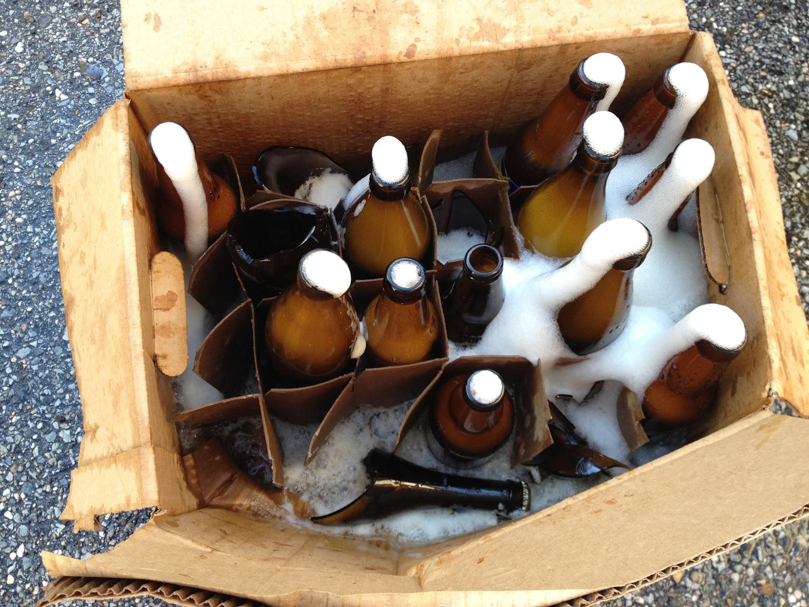 dicas para envasar cerveja caseira