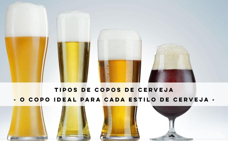 b516f9ead Tipos de copo: um para cada estilo de cerveja
