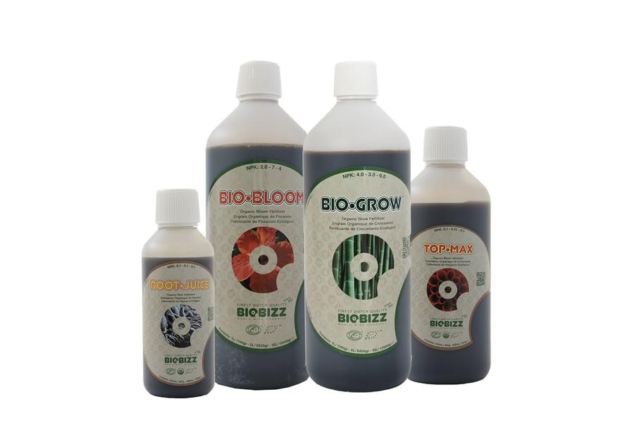 Fertilizantes Orgânicos: Conheça as vantagens dos produtos da Biobizz